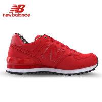 【海外购】New Balance NB 574 轻量避震女鞋经典复古鞋跑步鞋运动休闲鞋 WL574 SPR