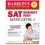 Barron's SAT Subject Test: Math Level 1, 6th Edition 978143
