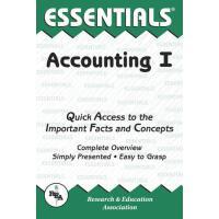【预订】Accounting I Essentials