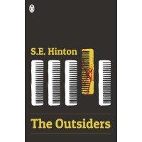 【现货】英文原版 小教父 The Outsiders (The Originals) 局外人 同名电影原著小说
