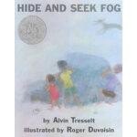 Hide and Seek Fog [Paperback]雾里捉迷藏(凯迪克银奖,平装) ISBN9780688078133