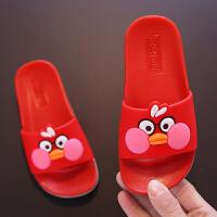 夏季儿童拖鞋 男女童卡通可爱凉拖鞋大中小儿童居家浴室洗澡拖鞋
