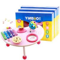 【满199减100】米米智玩 5音阶多功能敲琴组合益智玩具儿童玩具男女宝宝生日礼物1-3岁六一节玩具礼物