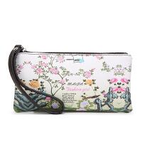 新款新款时尚手拿包女士手包日韩长款女钱包拉链包零钱包大屏手机包袋
