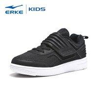 【2件3折到手价:77.7元】鸿星尔克(ERKE)男童鞋滑板鞋儿童运动鞋大童男鞋魔术贴慢跑鞋63119101037