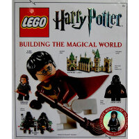 Lego: Harry Potter Building the Magical World 乐高玩具书:哈利波特(含乐高玩具块)ISBN 9781405366458