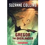 【中商原版】地下城 光明勇士 英文原版 Gregor The Overlander 纽约时报畅销书 饥饿游戏作者处女作