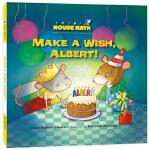 (精装)鼠小弟爱数学:许个愿吧,阿宝 Mouse Math : Make a Wish, Albert!