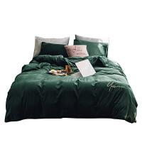 20191107013215196宝宝绒床上用品四件套冬季加厚保暖床单被套珊瑚绒法兰绒