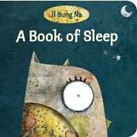 【中商原版】睡眠之书 纸板书 英文原版 A Book of Sleep 韩国插画名家伊尔宋娜代表作