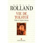 【中商原版】【法国法文版】罗曼・罗兰:托尔斯泰传 法文原版 Vie de Tolstoi Romain Rolland