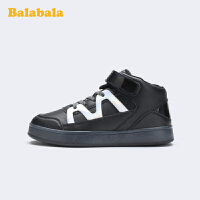 【3件3折价:89.7】巴拉巴拉男童鞋子2019新款儿童板鞋潮鞋时尚灯鞋休闲男大童鞋冬季