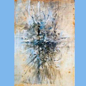 华裔法国油画家,西方抒情抽象派的代表,法兰西画廊终身画家,法国美术学院教授,曾获法国骑士勋章赵无极(光)3