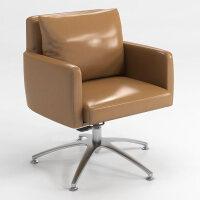 电脑椅家用办公椅简约现代休闲沙发转椅美式欧式椅子北欧网吧座椅