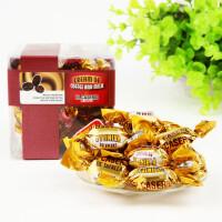 【 西班牙进口糖果】可飒咖啡味奶糖(小立方体)170g/盒