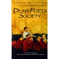 【现货】英文原版 死亡诗社 Dead Poets Society (UK) 电影封皮 简装版 青少读物 假期读物