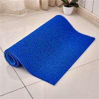 丝圈地垫门垫地毯进门客厅入户门口脚垫门厅塑料PVC防滑垫定制