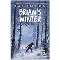 【现货】英文原版 手斧男孩系列3:一个人的冬天 Brian's Winter (A Hatchet Adventure