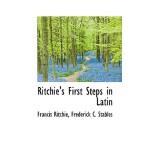 【预订】Ritchie's First Steps in Latin