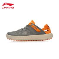 李宁男子透气户外溯溪鞋涉水鞋运动鞋AHLL019