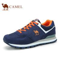 Camel骆驼男鞋 秋季季时尚透气运动鞋休闲旅游户外鞋潮流男鞋
