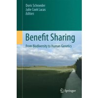 Benefit Sharing: From Biodiversity to Human Genetics [ISBN: