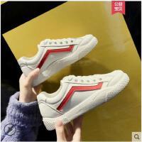 小白鞋女冬季新款百搭韩版原宿运动板鞋网红女鞋冬季白鞋女潮