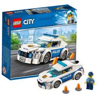【当当自营】乐高LEGO 城市组CITY系列 60239 警察巡逻车