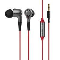 【当当自营】EDIFIER漫步者 H230P手机耳机入耳式线控带麦耳机红色