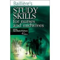【预订】Bailliere's Study Skills for Nurses and Midwives