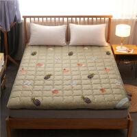 床垫1.8m床褥子榻榻米垫被保护垫子1.5米单人家用学生宿舍