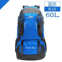 ?大容量旅行旅游包双肩包女背包男户外登山包学生书包电脑包40L60L?