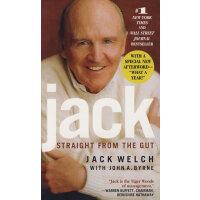 JACK 杰克韦尔奇自传 9780446613644