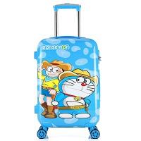 儿童拉杆箱男女行李箱万向轮男孩变形金刚旅行箱20寸大黄蜂登机箱 20寸(送贴纸+箱套+登机牌)