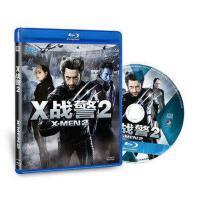 正版现货包发票蓝光欧美高清电影DVD X战警2 蓝光高清BD50 休杰克曼
