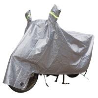 踏板摩托车车罩电动车遮雨罩电瓶防雨防晒车衣套遮阳盖布加厚罩子