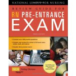 Review Guide For RN Pre-Entrance Exam [ISBN: 978-0763762711