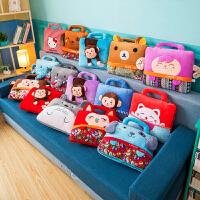 卡通抱枕被子两用办公室午休睡枕头汽车沙发靠背垫被空调毯子床头