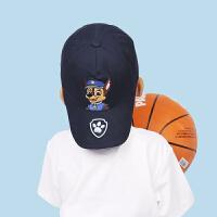 汪汪队立大功PAW PATROL鸭舌棒球帽透气帽薄宝宝儿童帽子男童女童夏季遮阳帽2-10岁