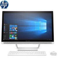 惠普(HP)24-B152CN 23.8英寸一体机电脑 i5-6400T 8G内存 1T独显 2G独显 DVD刻录 W