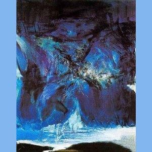 华裔法国油画家,西方抒情抽象派的代表,法兰西画廊终身画家,法国美术学院教授,曾获法国骑士勋章赵无极(光)7