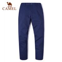 骆驼户外男款长裤 休闲运动男款长裤户外工装裤
