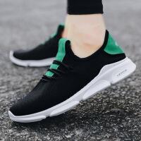 金牛骑士男鞋潮流时尚男士休闲运动鞋舒适韩版透气跑步鞋