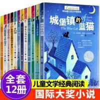 国际儿童文学小说 全套12册 初中生青少年儿童文学读物 小学生四五六年级课外阅读故事书籍 纽伯瑞国际大奖小说必读 木头