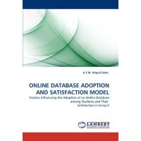 ONLINE DATABASE ADOPTION AND SATISFACTION MODEL: Factors In