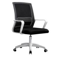 电脑椅家用办公椅子升降转椅宿舍学生椅会议椅靠背网布椅