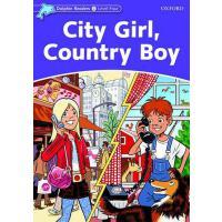 【预订】Dolphin Readers: Level 4: 625-Word Vocabulary City Girl,