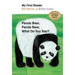 【预订】Panda Bear, Panda Bear, What Do You See?
