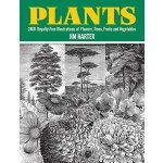 Plants: 2,400 Royalty-Free Illustrations of Flowers, Trees,