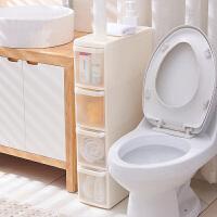 移动夹缝收纳柜整理柜窄柜多格抽屉收纳架缝隙抽屉柜架新款居家 1个